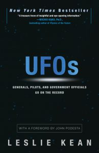 UFOs on the Record book cover