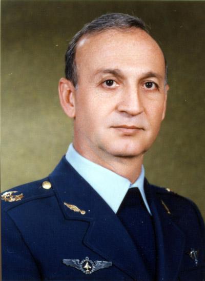 General Parviz Jafari of the Iranian Air Force (Ret.)